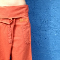 Sri panwa Fisherman Pant Orange